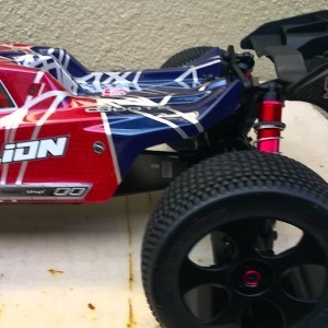 Arrma talion unboxing - YouTube