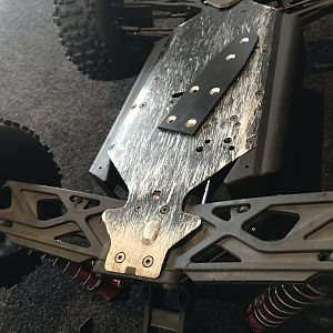 RPM bumper on Outcast | ARRMA RC Forum