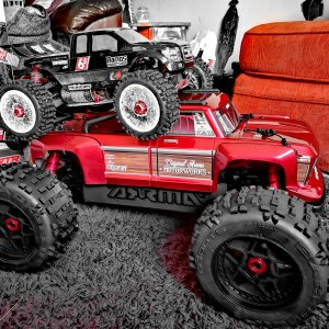 Biggest and smallest ARRMA