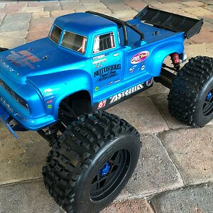 Best Tires for the ARRMA Notorious