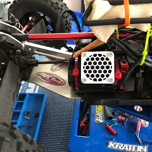 TK Engineering RC cooling fans for bashers