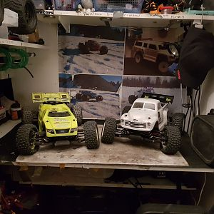 ARRMA Taliphon and Siren 6s BLX