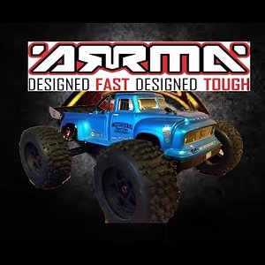 Arrma Notorious Unboxing..We chose the Armma Over the Traxxas E Revo 2.0 Review