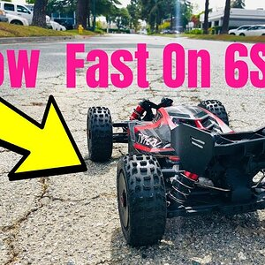 How Fast Is New ARRMA Typhon V4 On 4S and 6S?