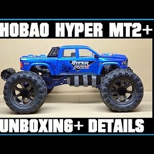 HOBAO HYPER MT+2 unboxing, advanced technical details + HQ