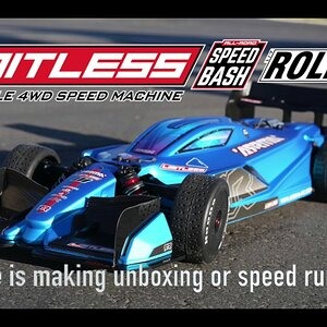 Arrma Limitless 1/7 Roller - Release Video