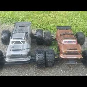 Arrma Outcast 6s & Enforcer Outcast 6s Talks