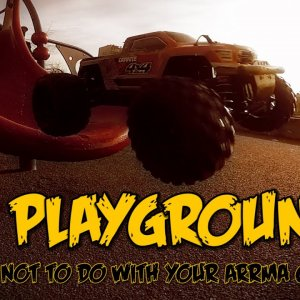 2040 RC - The playground 3: Things not to do with your ARRMA Granite 4x4 BLX 3S